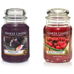 Yankees candles 2 for price of 1 - £24.99 @ weeklydeals4less