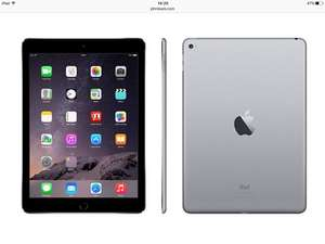 iPad Air 2 16gb + 3 years warranty at no extra cost £349 @ John lewis