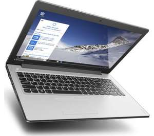 Lenovo ideapad 310 15.6 inch Notebook  (Intel Core i3-6100U 2.3 GHz, 8 GB RAM, 1 TB HDD, Windows 10) £241.77 @ Amazon warehouse
