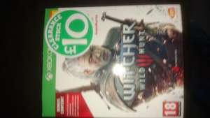Witcher 3 xbox one - £10 @ Smyths Toys - Derby