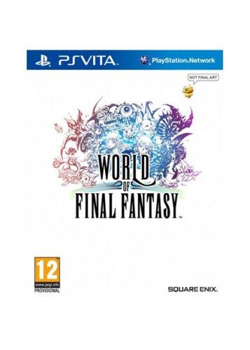 World of Final Fantasy (PS Vita) £19.99 Delivered @ Base