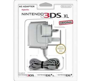 Nintendo 3DS Battery Charger £2.97 delivered @ Currys / PC World