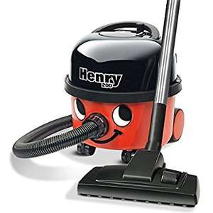 Henry Vacuum - £89.10 Delivered @ Amazon