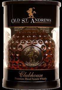 Old St Andrews Premium Blend Scotch Whisky. 70cl £21 Asda.