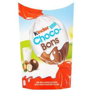 Kinder Choco-Bons 300g - £1 at Morrisons