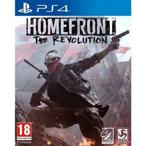 [PS4] Homefront: The Revolution - £6.95 - TheGameCollection