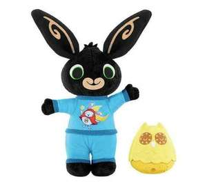 bedtime bing bunny & owly nightlight £14.99 Argos
