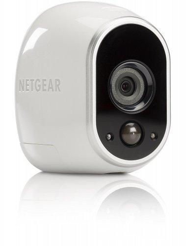 Netgear Arlo Smart Home Add-on HD Security Camera VMC3030-100EUS £49.97 @ Amazon