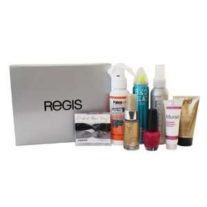 REGIS BEAUTY BOX - £15 @ Regis Salons