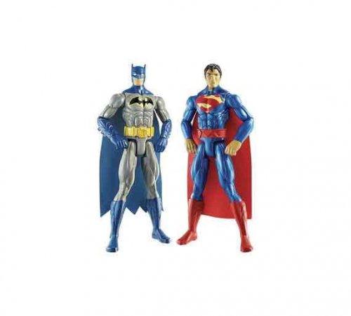"Batman unlimited 12"" 7 figure assortment now £6.99 @ Argos"