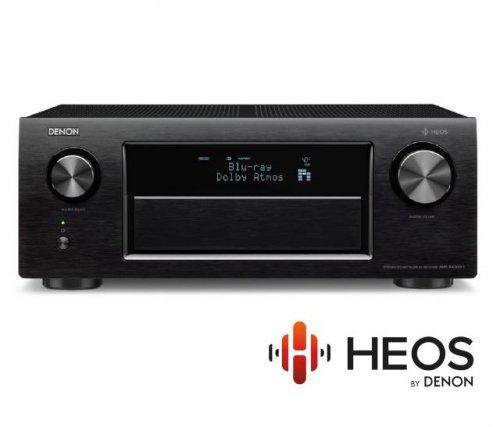 DENON AVR X4300H AV Receiver In-Store (Black & Silver) £799 @ Richer Sounds