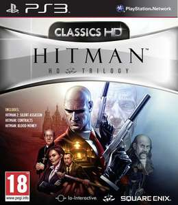 Hitman Trilogy HD (PS3) - £3.99 @ PSstore