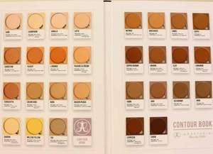 Anastasia Beverly Hills Contour Palette Refills £4.20 @ Beauty Bay
