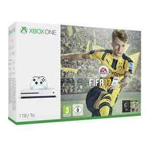 XBOX ONE S 1TB WITH FIFA 17 £219.99 @ SMYTHS