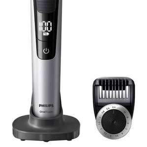 Philips OneBlade Pro QP6520/30 Hybrid Trimmer and Shaver (14-Length Comb) £52.99 @ Amazon