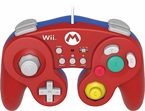 Nintendo WiiU Classic Controller / Nintendo Classic Mini Controller (Mario) £17.05 (Prime) / £19.04 (non Prime) at Amazon