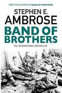 Band of Brothers by Stephen E Ambrose. Kindle Ed. Was £8.99 now 99p @ Amazon