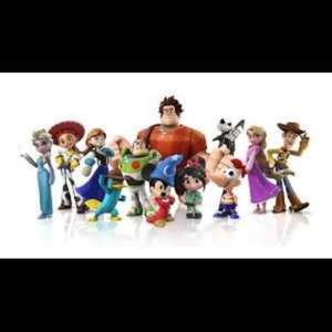 Disney infinity 1.0-3.0 characters £2.99  in home bargains