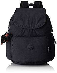 BLACK Kipling backpack city pack L £45.31 Del @ Amazon