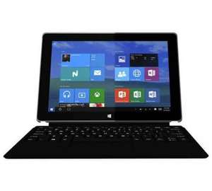 Bush Eluma 10 Inch 32GB Windows 2 in 1 Tablet with Keyboard £99.99 @ Argos