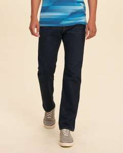 Hollister Classic Straight Mens Jeans @ Hollister £11.70