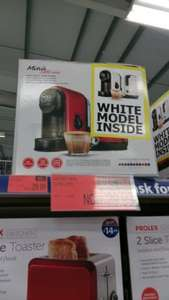 Lavaza Coffee Machine B&M instore £29.99