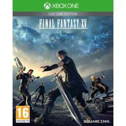 Final Fantasy XV (Day One Edition) NEW £25 delivered Xbox One @ Gamescentre