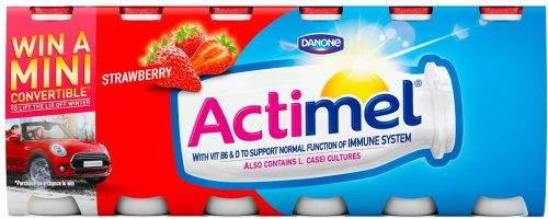 Danone Actimel Fat Free Original Drink 12 x1 00g was £3.50 now £2.00 @ Tesco