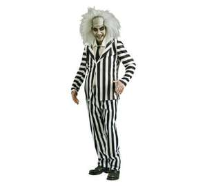 Fancy Dress Beetlejuice Costume - Chest Size 38-42 Inches £9.99 @ Argos (Free C+C)