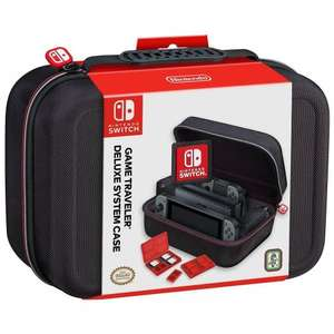Preorder - Nintendo Switch Game Traveler Deluxe System Travel Case £23.95 @ Coolshop