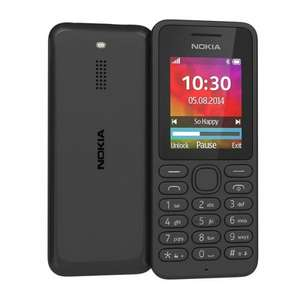 Nokia 130 79p - with £10 top-up £10.79 In-Stock!! @Ebay/EE/Store