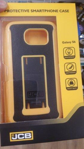 JCB Protective case Samsung S6 £1 @ Poundland