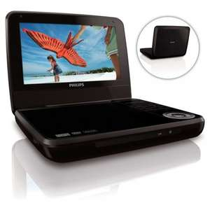 "Philips Portable 7"" DVD Player @ Smyths Instore Reserve Online - £20"