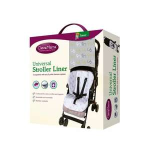 ClevaMama™ Universal Stroller Liner @ Smyths Toys £3.00 3 for 2