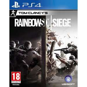 Tom Clancy's Rainbow Six Siege PS4/Xbox One £5 @ Smyths Toys
