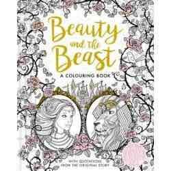 Beauty and the Beast colouring book now half price £5 @ Tesco direct free c&c