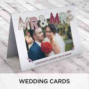 Personalised Cards say it your way from 99p @ CardFactory (+ 55p delivery)