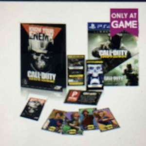 Call of Duty: Infinite Warfare Legacy Edition & Exclusive Know Your Enemy Content - Only at Game £59.99