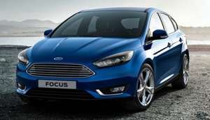 Ford Focus 1.0 EcoBoost 125 Titanium, Nav, 5dr - 2 Year Lease 4319.76 @ Fleetprices