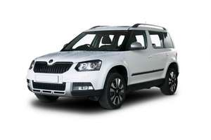 Fleetprices Lease Skoda Yeti Outdoor Estate 1.2 TSI SE £133.02 per month 24 month cost £4496.64