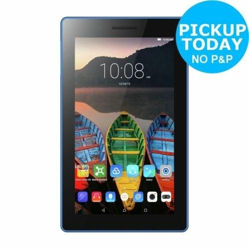 Lenovo Tab 3 10.1 Inch 16GB WiFi Tablet - Black. From the Argos Shop on ebay - £99