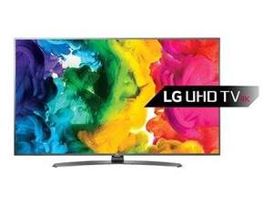 "LG Electronics 43"" 43UH661V HDR Pro Smart TV - Now £498.99"