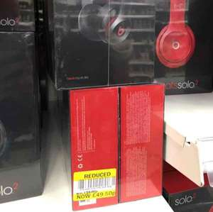 Beats solo 2 (wired) £49.50 Tesco Risca (instore)