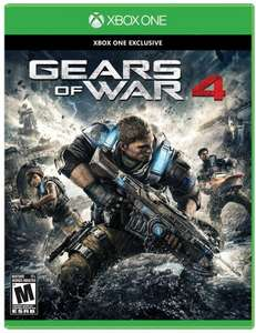 Gears of War 4 - Xbox One, delivered @ Student Computers - £14.99
