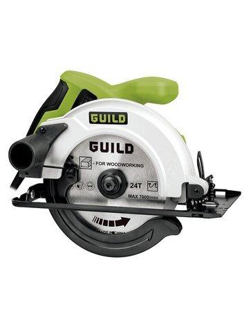 Guild 160mm Circular Saw - 1200W @ Argos - £28.99