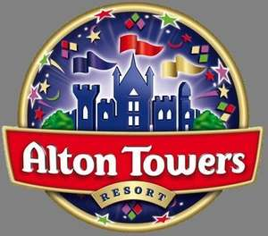 Alton Towers Tickets (2) Back Next Week - Token Collect in The Sun newspaper