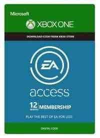 [Xbox One] EA Access 12 Months £17.09 (CDKeys) (5% Discount)