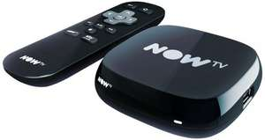 NOW TV Box with 3 Month Entertainment Pass - £11.89 (Prime) £16.64 (Non Prime) @ Amazon