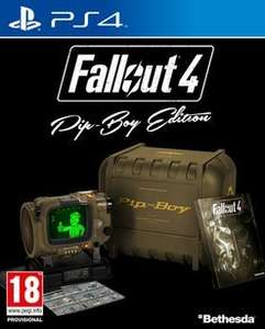 Fallout 4 Pip-Boy Edition new (PS4) - £69.99 @ GAME