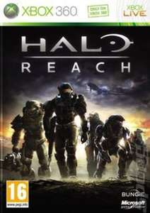 Halo Reach XBOX 360/XBOX One £2.69 (after 10% Off) Delivered @ Music Magpie